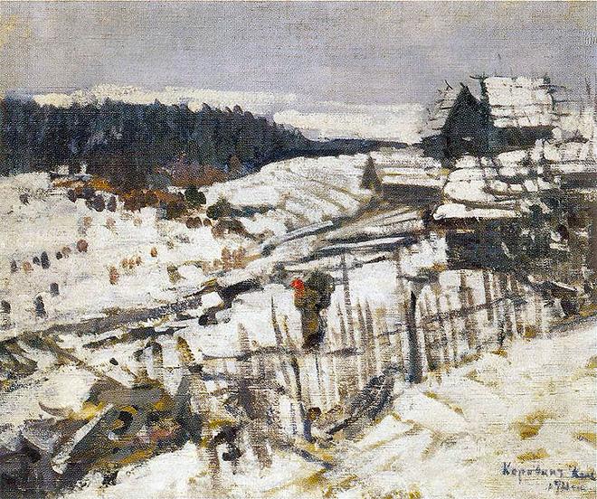 korovin__constantin_alexejevich_winter_f
